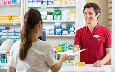 Remplacement pharmacie du village Rillieux