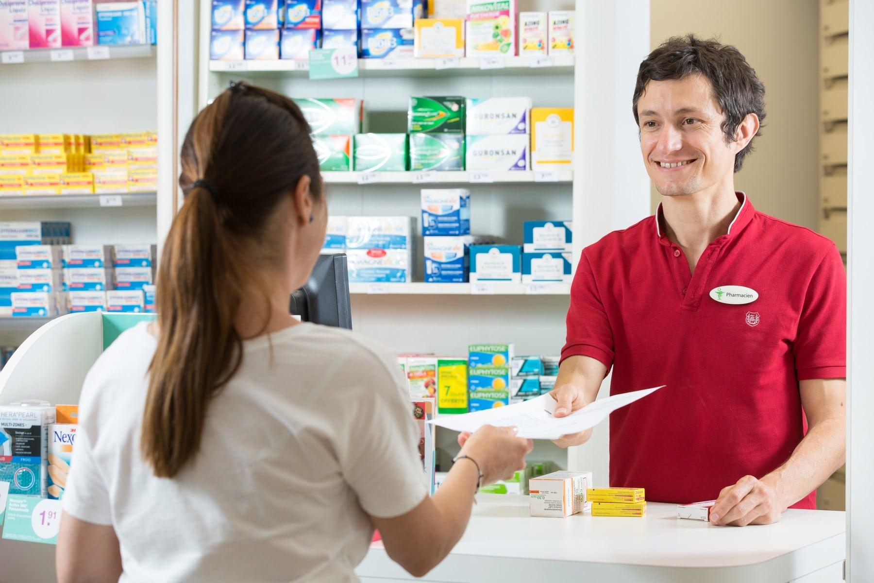 MSP Rillieux Village - La pharmacie