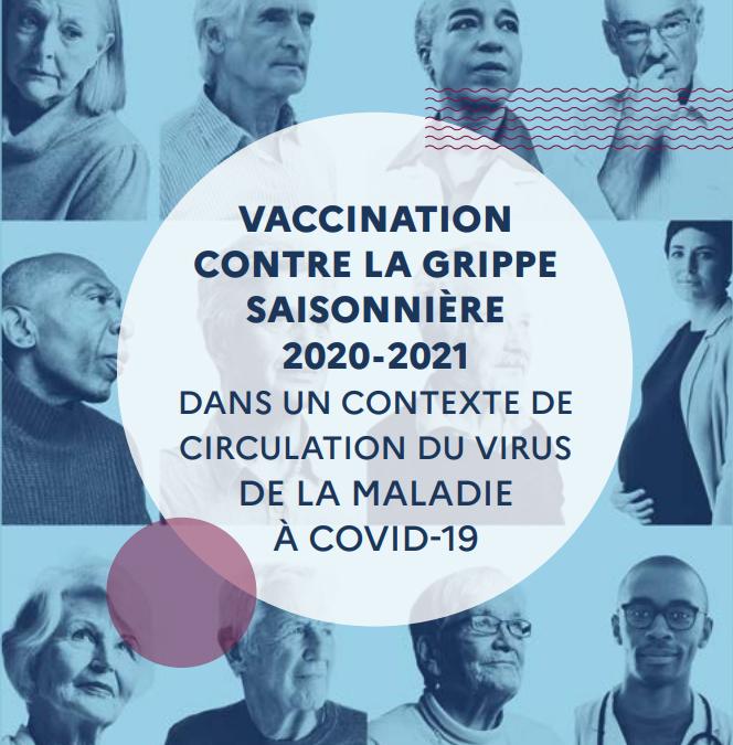Vaccination contre la grippe 2020-2021 : une priorité pour les personnes à risque